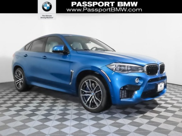 2017 BMW X6 M in Marlow Heights, MD