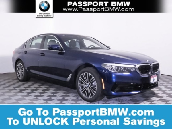 2020 BMW 5 Series in Marlow Heights, MD
