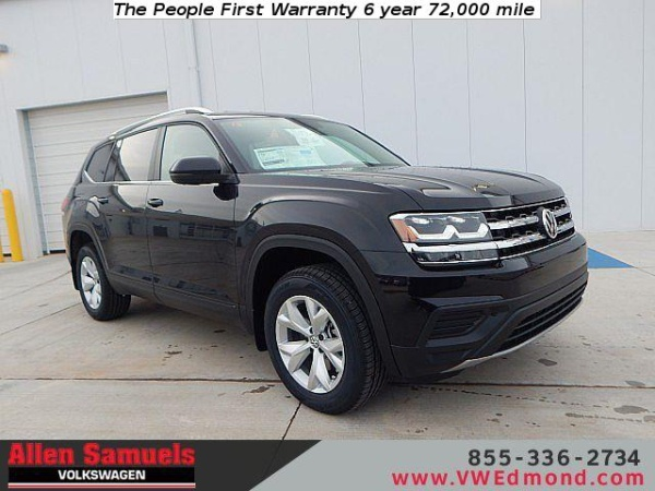 2019 Volkswagen Atlas in Oklahoma City, OK