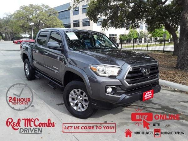 2018 Toyota Tacoma in San Antonio, TX
