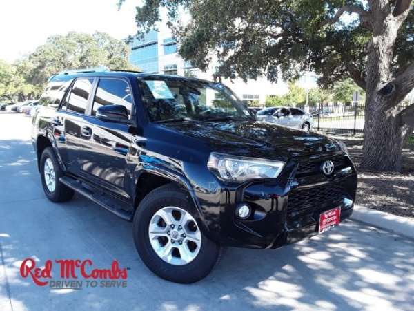 2016 Toyota 4Runner in San Antonio, TX