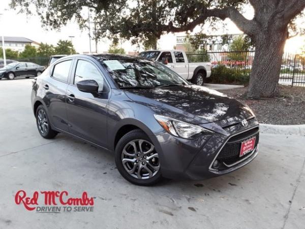2019 Toyota Yaris in San Antonio, TX