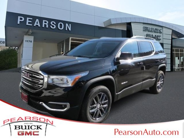 chevrolet of size new mid luxury all suv car acadia