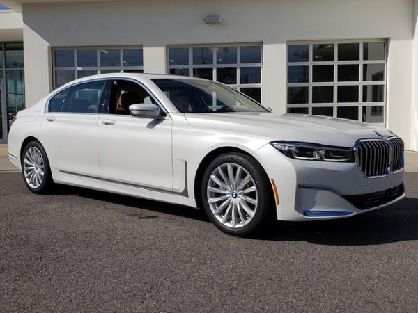 2020 BMW 7 Series in Little Rock, AR
