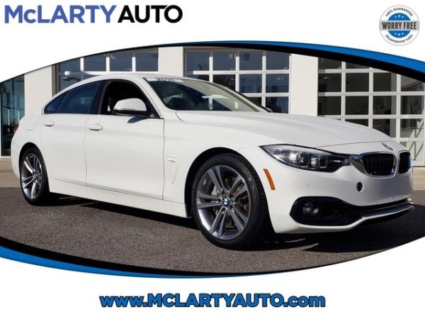 2019 BMW 4 Series in Little Rock, AR