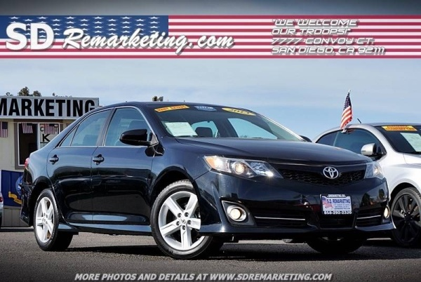 2013 Toyota Camry in San Diego, CA