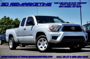 Toyota Of San Diego >> Used Toyota Tacomas For Sale In San Diego Ca Truecar