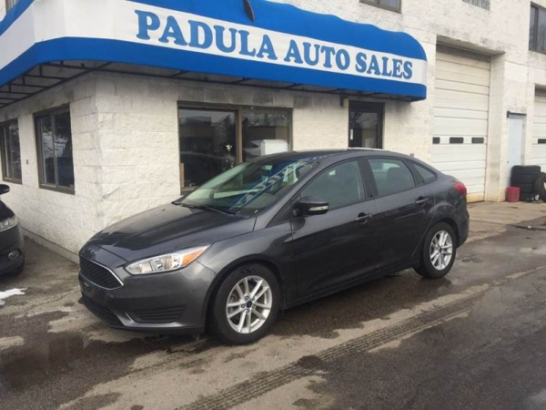 2016 Ford Focus in Braintree, MA