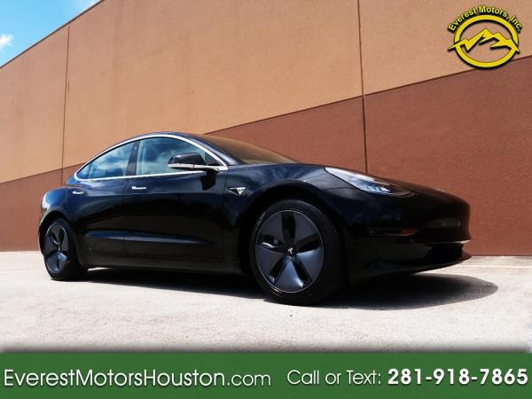 2019 Tesla Model 3 Mid Range RWD For Sale in Houston, TX