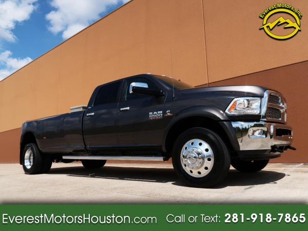 2017 Ram 5500 Chassis Cab in Houston, TX