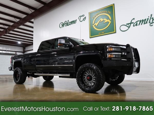2015 Chevrolet Silverado 2500HD in Houston, TX