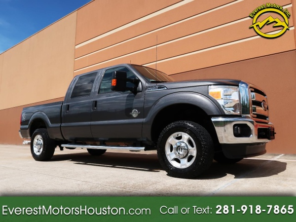 2016 Ford Super Duty F-250 in Houston, TX