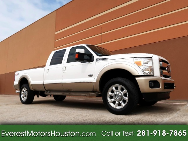 2014 Ford Super Duty F-350 in Houston, TX