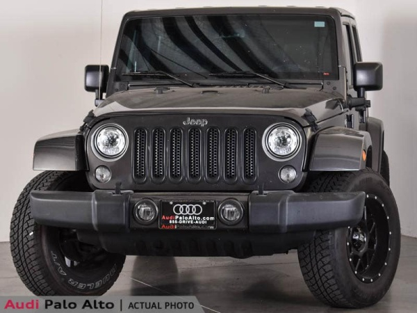 Jeep Wrangler Dealer Inventory In Mountain View, CA (94035) [change  Location]