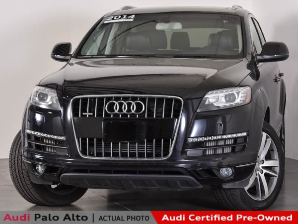 2014 Audi Q7 Prices, Reviews and Pictures | U.S. News & World Report