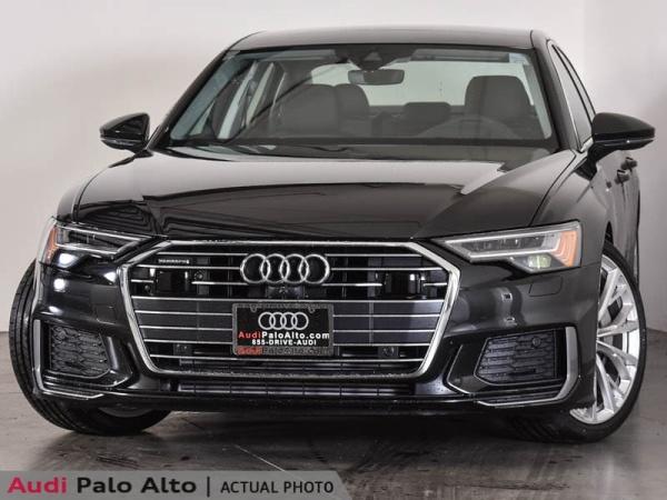 2019 Audi A6 in Palo Alto, CA