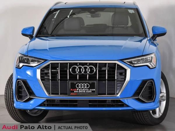 2020 Audi Q3 in Palo Alto, CA