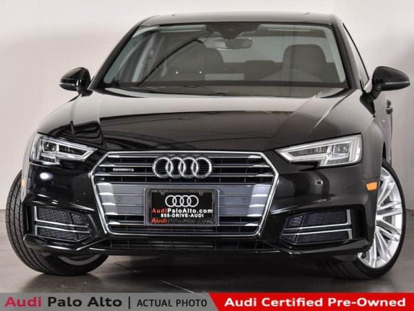 2017 Audi A4