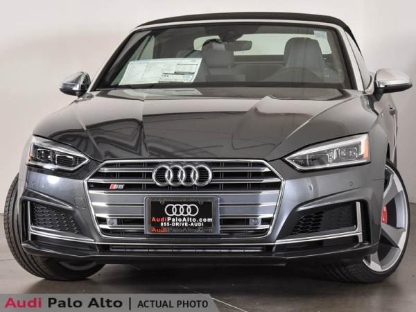 2019 Audi S5 in Palo Alto, CA