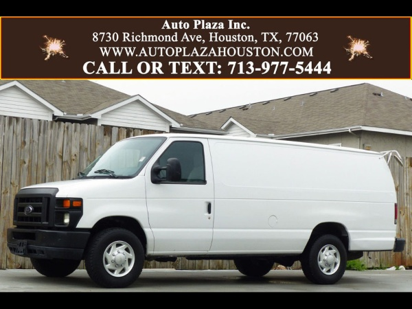2011 Ford Econoline Cargo Van in Houston, TX