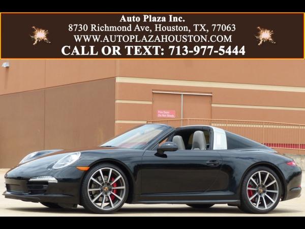 2014 Porsche 911 in Houston, TX