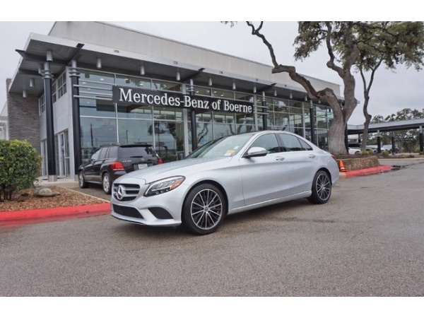 2019 Mercedes-Benz C-Class in Boerne, TX