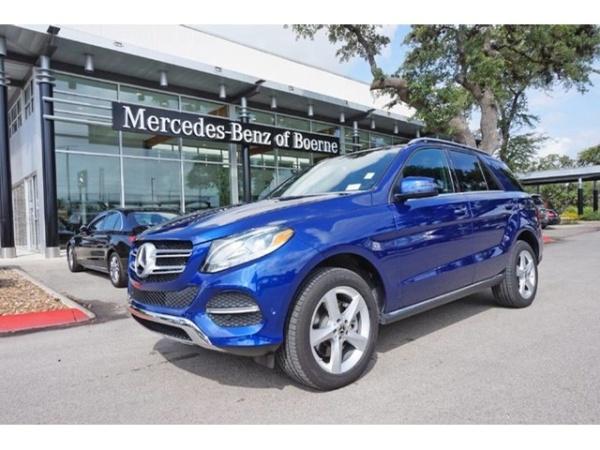 2019 Mercedes-Benz GLE