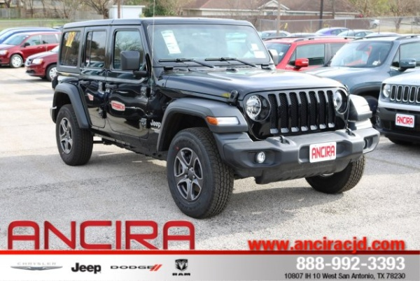 2019 Jeep Wrangler in San Antonio, TX