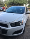 2014 Chevrolet Sonic LS Hatch AT for Sale in San Antonio, TX
