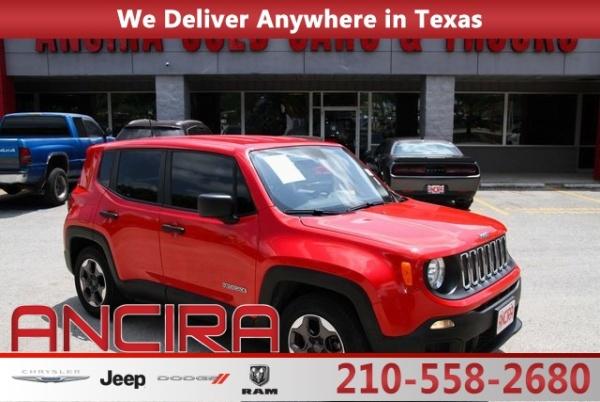 2015 Jeep Renegade in San Antonio, TX