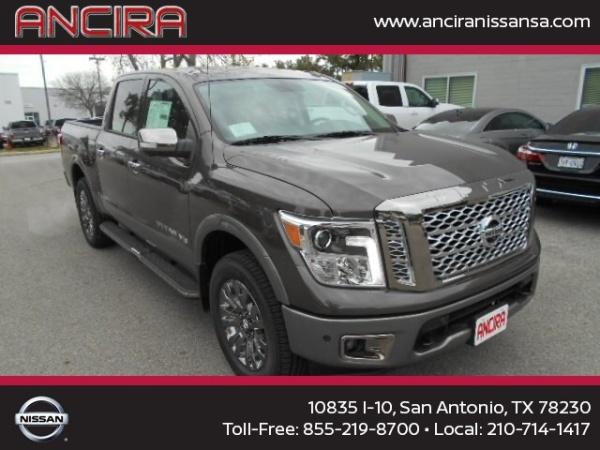 2019 Nissan Titan in San Antonio, TX