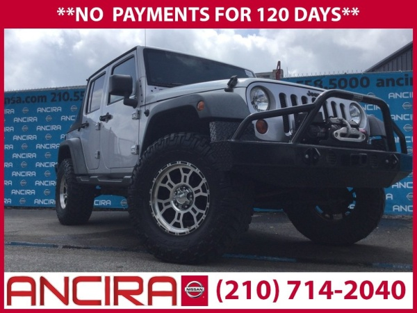 2009 Jeep Wrangler in San Antonio, TX