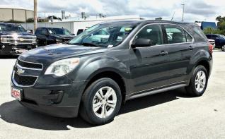 Used 2011 Chevrolet Equinox LS FWD For Sale In San Antonio, TX