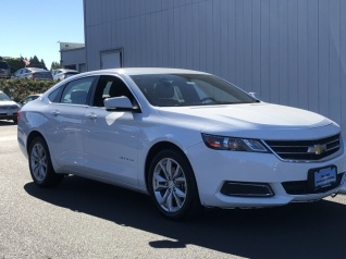 Used Chevy Impala For Sale >> Used Chevrolet Impala For Sale In Wilsonville Or 61 Used
