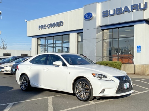 2015 Lexus IS in Gresham, OR