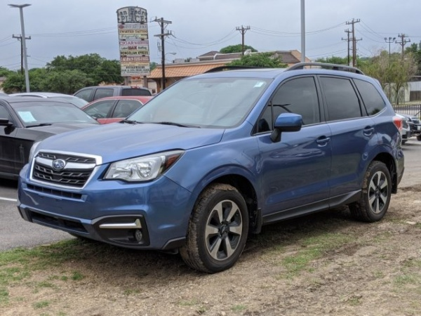 2018 Subaru Forester in San Antonio, TX