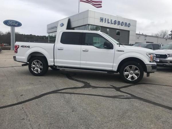 2018 Ford F-150 in Hillsboro, NH