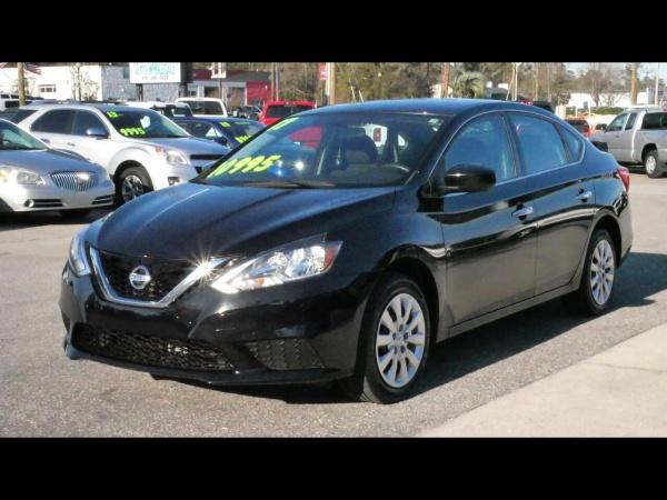 2017 Nissan Sentra in Wilmington, NC