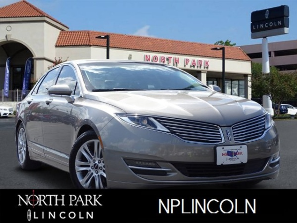 2016 Lincoln MKZ in San Antonio, TX