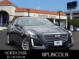 2019 Cadillac Cts Prices Incentives Amp Dealers Truecar