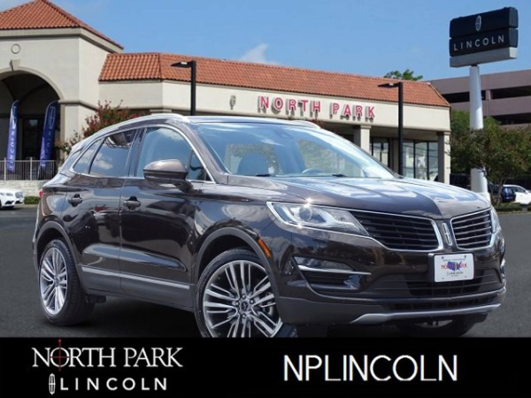 North Park Lincoln >> 2016 Lincoln Mkc Black Label Awd For Sale In San Antonio Tx Truecar