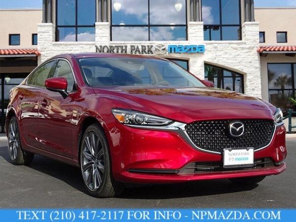 2019 Mazda Mazda6 in San Antonio, TX