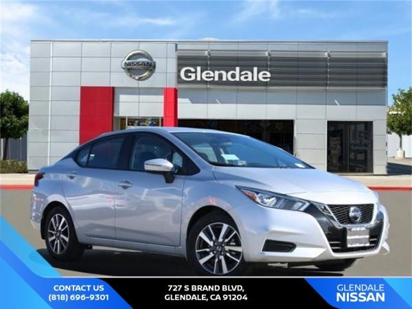2020 Nissan Versa in Glendale, CA
