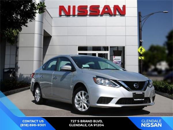 2019 Nissan Sentra in Glendale, CA