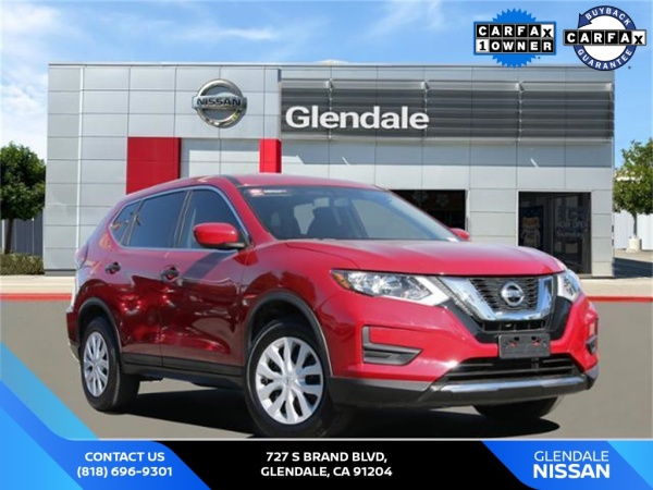 2017 Nissan Rogue in Glendale, CA