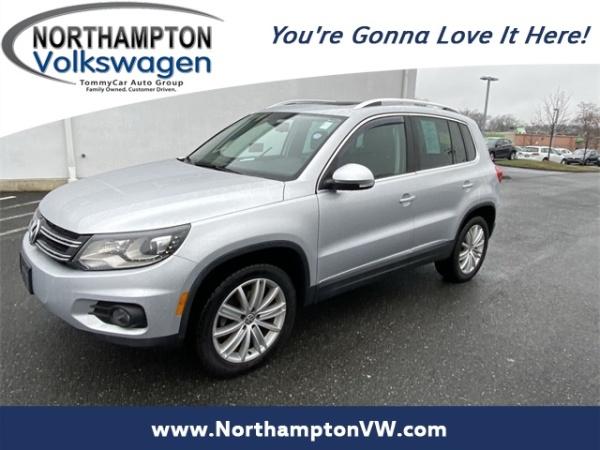 2016 Volkswagen Tiguan in Northampton, MA