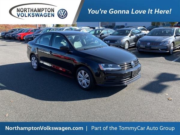 2017 Volkswagen Jetta in Northampton, MA
