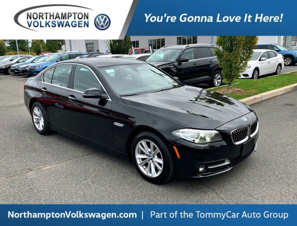 2016 BMW 5 Series in Northampton, MA