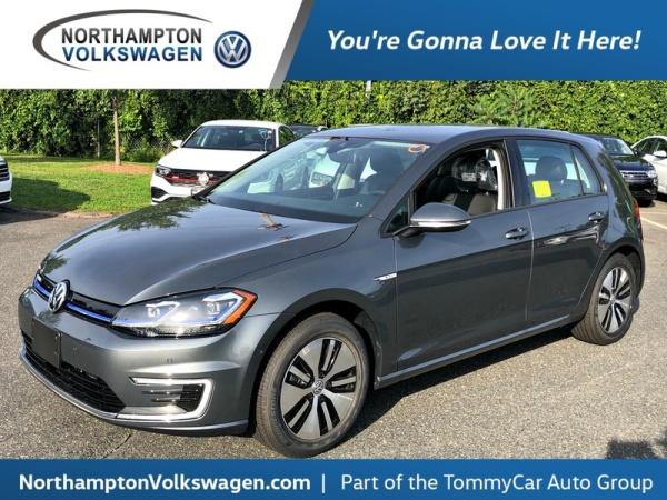 2019 Volkswagen e-Golf in Northampton, MA