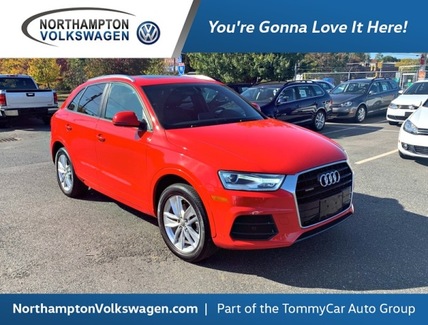 2017 Audi Q3 in Northampton, MA
